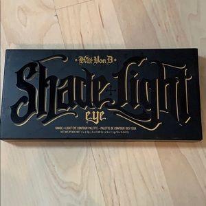 NEW Kat Von D shade+light palette